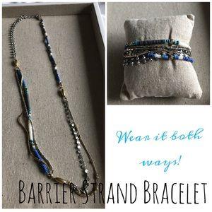 Stella & Dot wrap bracelet/ necklace